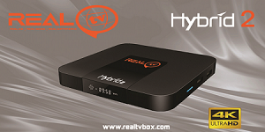 Real TV Hybrid 2 - 1 Year Pack
