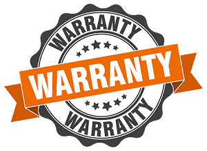 Warranty for Second Year